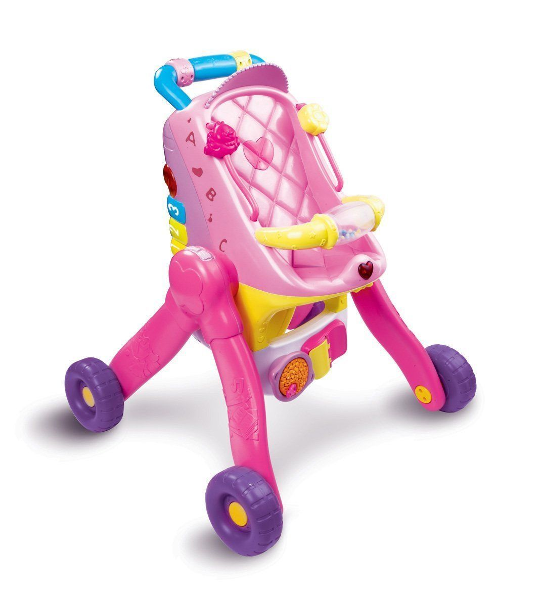 Toys And Love : Vtech little love in pushchair